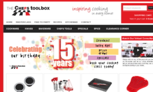 Thechefstoolbox.net thumbnail