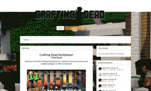 Thecraftingdead-charland.buycraft.net thumbnail