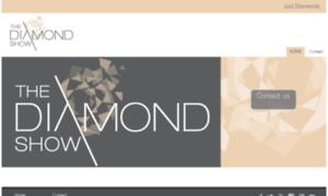 Thediamondshow.net thumbnail