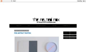 Thefeltedfox.blogspot.se thumbnail
