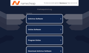 Thefreepatriot.org thumbnail