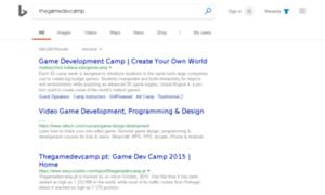 Thegamedevcamp.pt thumbnail