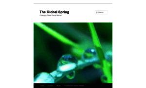 Theglobalspring.org thumbnail