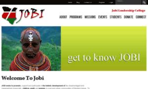 Thejobi.org thumbnail