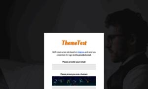Themetest.net thumbnail