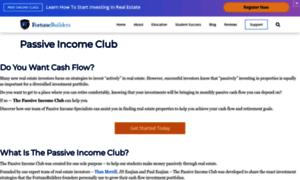Thepassiveincomeclub.com thumbnail