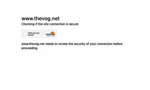 thevog.net -
