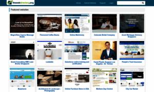 Thewebdirectory.org thumbnail