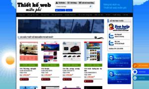 Thietkewebsite.org thumbnail