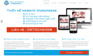 Thietkewebsitewordpress.net thumbnail