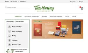 Thuhuongbakery.com.vn thumbnail