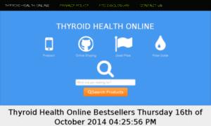 Thyroid-health-online.info thumbnail