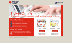 Ticketonline.co.in thumbnail