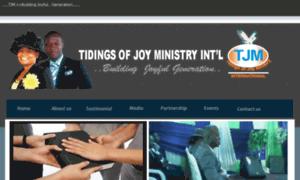 Tidingsofjoyministry.org thumbnail