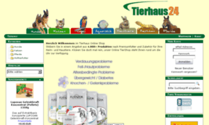 Tierhaus24.de thumbnail