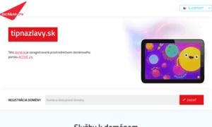 Tipnazlavy.sk thumbnail