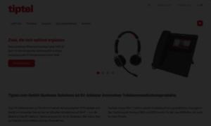 Tiptel.de thumbnail