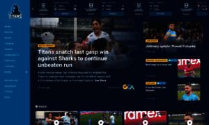 Titans.com.au thumbnail