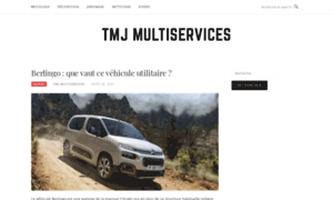 Tmj-multiservices.fr thumbnail