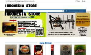 Toko-indonesia.org thumbnail