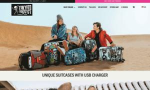 Tokyoto-luggage.co.uk thumbnail