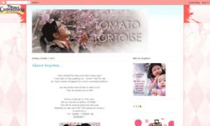 Tomatotortoise.blogspot.sg thumbnail