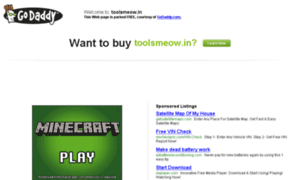 Toolsmeow.in thumbnail