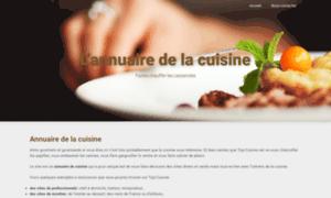 Top-cuisine.net thumbnail