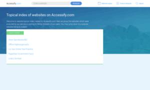 Top.accessify.com thumbnail