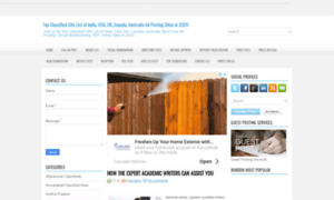 Topclassifiedsitelist.blogspot.in thumbnail