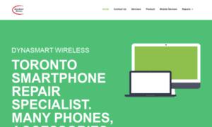 Torontosmartphonerepair.ca thumbnail