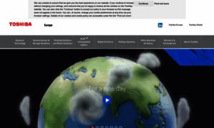 Toshiba.co.uk thumbnail