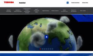 Toshiba.de thumbnail