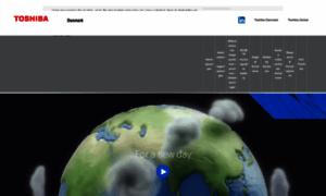 Toshiba.dk thumbnail