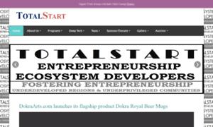 Totalstart.org thumbnail