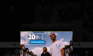 Tottenhamhotspur.com thumbnail