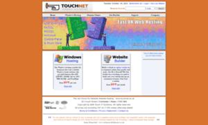Touchnet.co.uk thumbnail