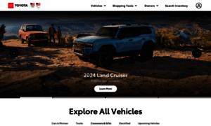 Toyota.com thumbnail