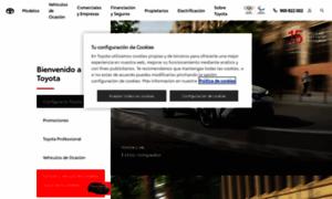 Toyota.es thumbnail