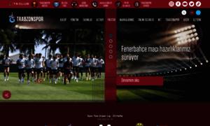 Trabzonspor.org.tr thumbnail