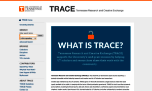 Trace.tennessee.edu thumbnail