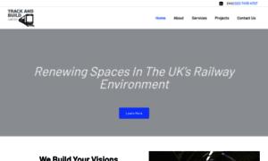 Trackandbuild.co.uk thumbnail