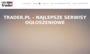 Trader.pl thumbnail