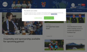 Tranmererovers.co.uk thumbnail