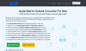 Transfermacmail.mboxtooutlook.org thumbnail