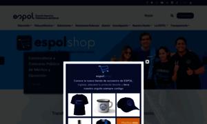 Transparencia.espol.edu.ec thumbnail