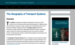 Transportgeography.org thumbnail