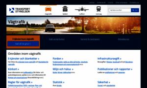 Transportstyrelsen.se thumbnail