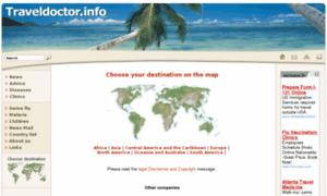 Traveldoctor.info thumbnail