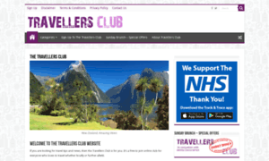 Travellers-club.co.uk thumbnail